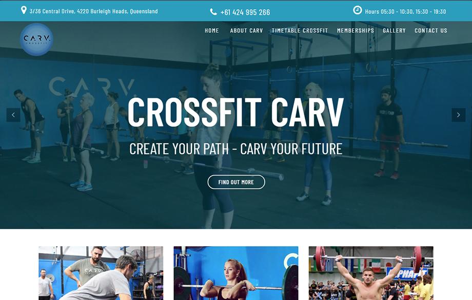 Crossfit Carv